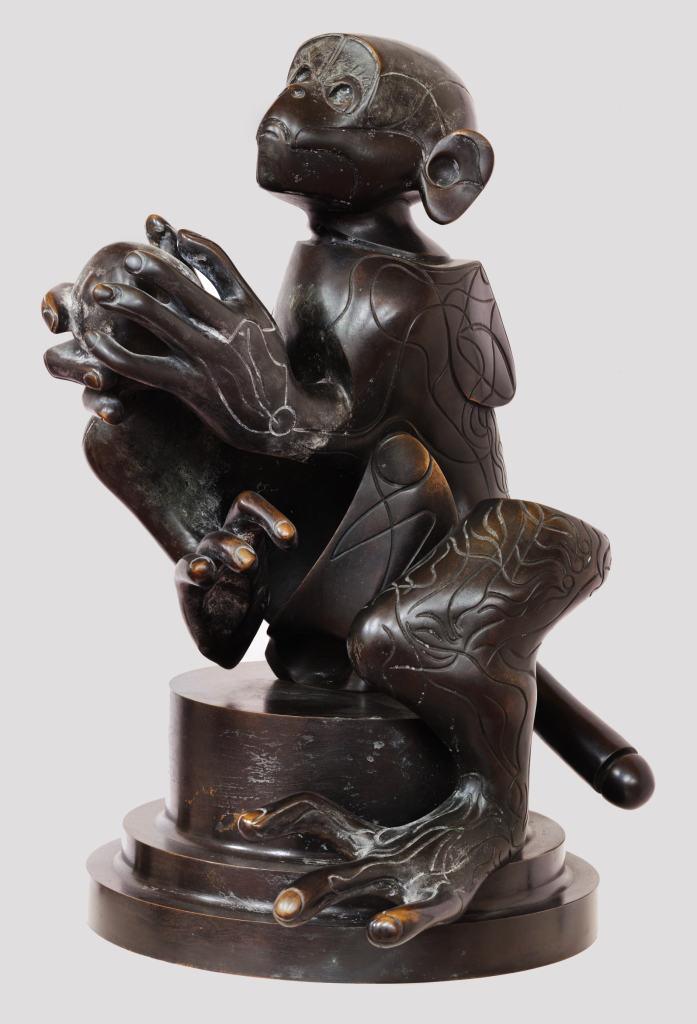 Boldini - La scimmia
