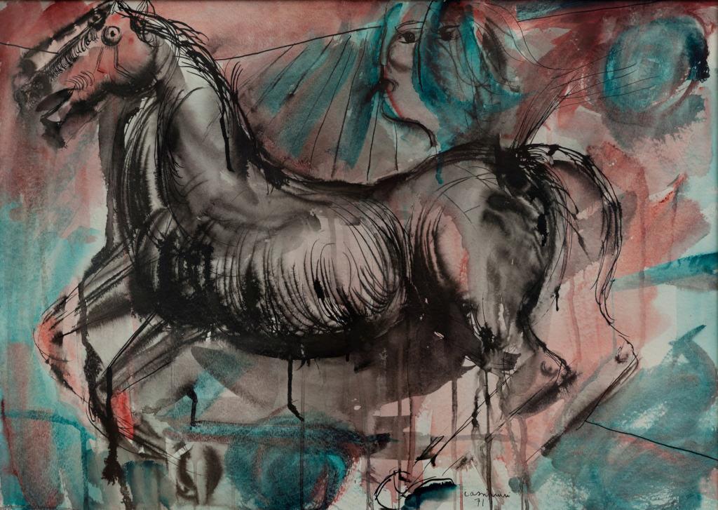 Cassinari - Cavallo