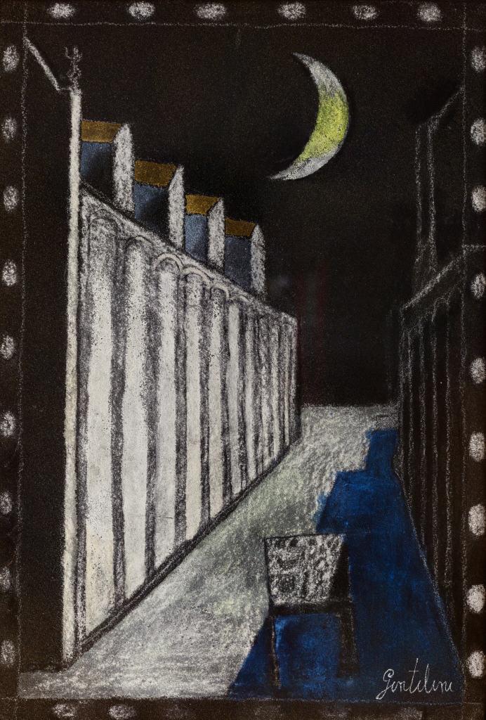 Gentilini - La luna
