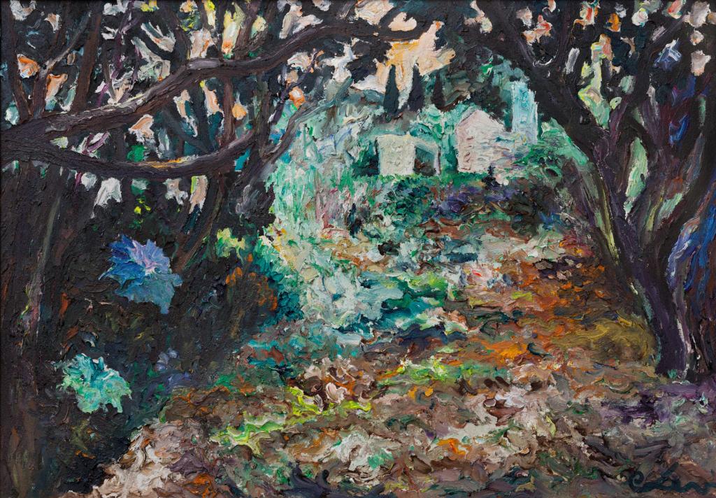 Levi - Paesaggio - dal tema Orti di Alassio